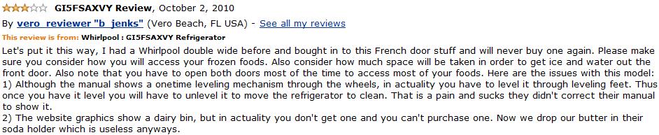 whirlpool gi5fsaxvy customer review 3
